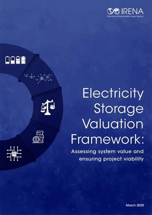 Electricity-storage-valuation-framework